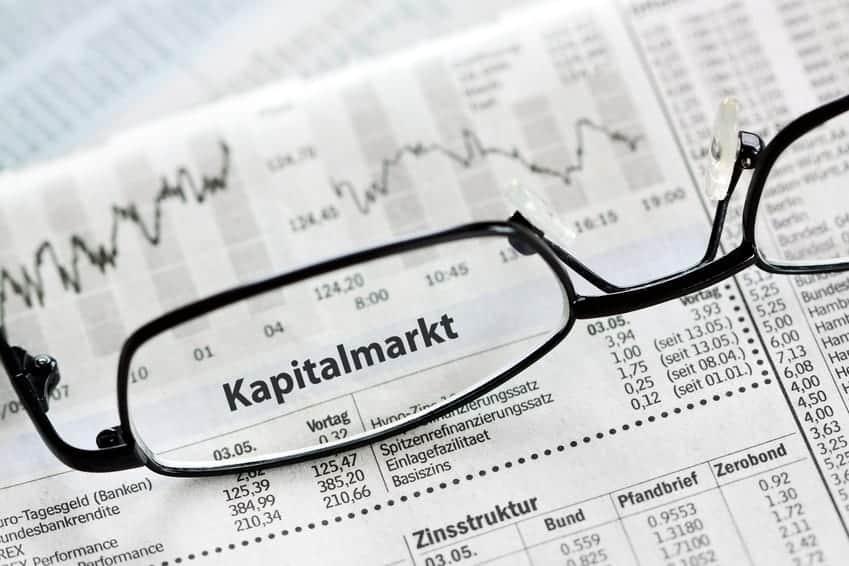 Fotolia 36552866 S - Kapitalmarktrecht
