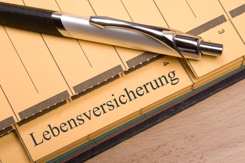 Fotolia 13587735 S - Lebensversicherung / Rentenversicherung