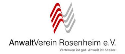 Anwaltsverein Rosenheim
