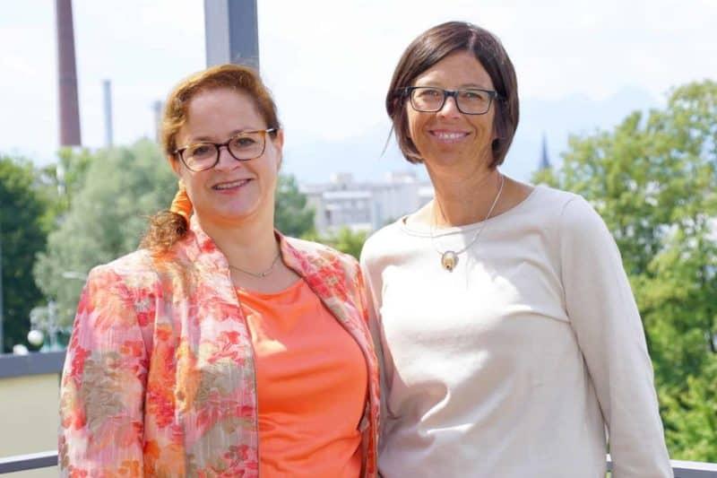 Ihre Anwältinnen für Bank- und Kapitalmarktrecht Corinna Ruppel und Ulla Klötscher in Rosenheim