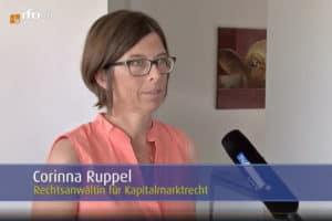 Fernseh Interview zum Thema DWL Gold – DWL Deutsche Wertlager GmbH aus dem Kolbermoor (Bayern)