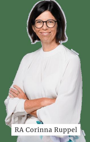 Rechtsanwältin Corinna Ruppel von CDR Legal