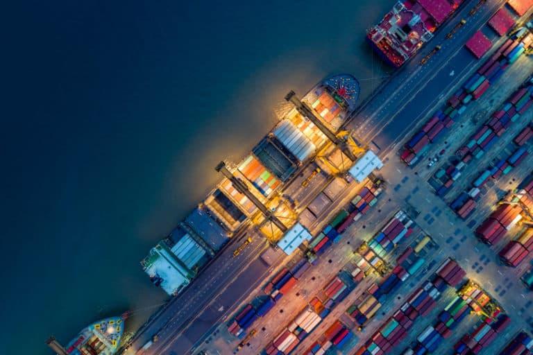 MS Hansa Constitution Schiffsfonds Containerschiff