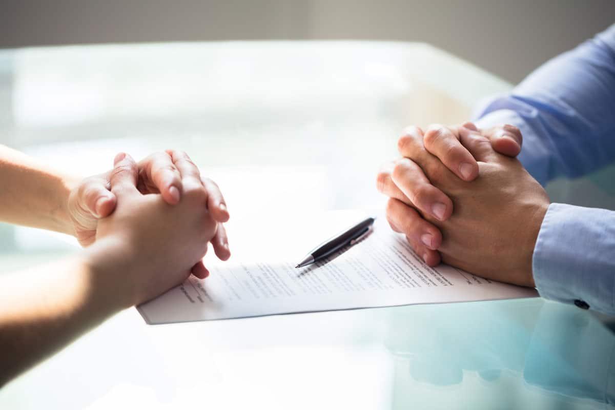 Bürgschaft kündigen bei Trennung / Scheidung
